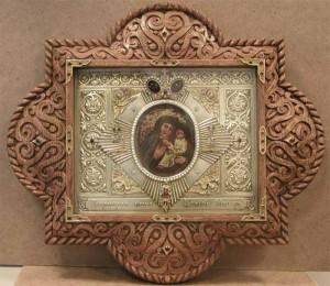 Зверинецкая икона Богородицы